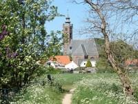 Kerk in Burgh open in juli en augustus
