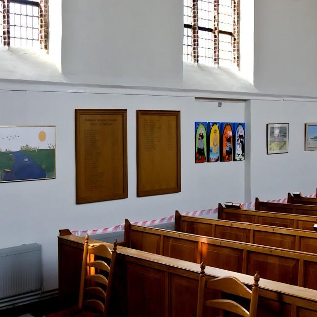 Openstelling Kerken Renesse-Noorwelle