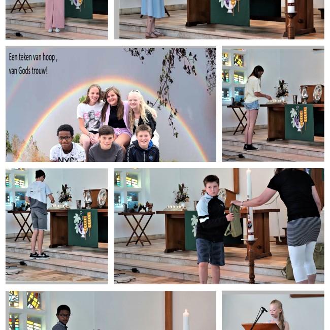 Overstap dienst in  de Bethlehemkerk