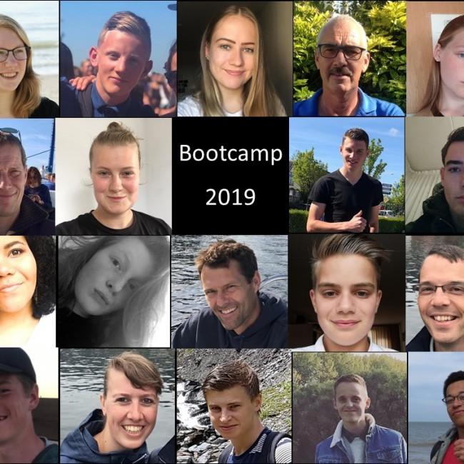 Bootcamp naar Bosnië