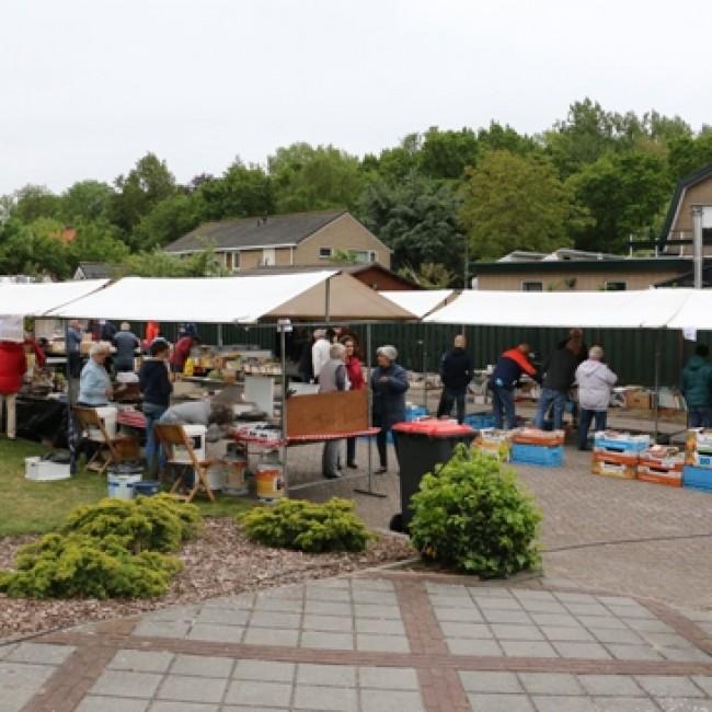 Snuffel- en Informatiemarkt Pelgrimskerk