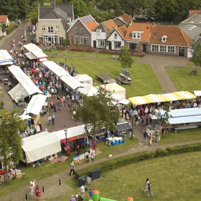 Recreatiepastoraat en weekmarkt