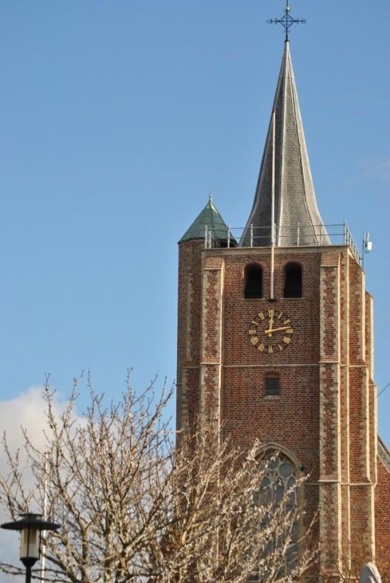 Jacobuskerk open op woensdagen